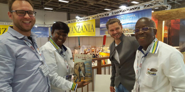 Cooperation with the Tanzania Tourist Board
